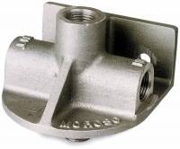 Oil Pans, Evac Kits, & Oil Accessories - Oil System Components - Moroso - Moroso Remote Oil Filter Bracket MOR-23750