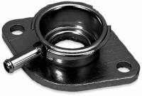 Cooling System Components - Thermostat Housings/Water Necks - Moroso - Moroso Aluminum Radiator Filler Neck MOR-63465