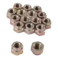 Camshaft & Valvetrain Components - Rocker Arms & Components - Elgin - Elgin 7/16 Lock Nuts PEP-RM-1793-16