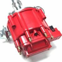 RPC - RPC Pontiac New HEI Distributor with Red Cap RPC-S3922 - Image 3