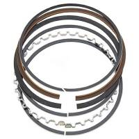 "Rings - 400/428 Blocks - Total Seal - Total Seal Ring Set, Gapless Top Ring, 4.180-4.181"" Bore,(4.185"" Ring),File Fit TSR-M3455-35"