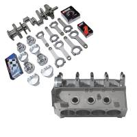 Engines, Blocks, & Engine Kits - Short Block Kits (Ready to Assemble) - Butler Performance - Butler Performance Custom Short Block Kit,Aftermarket IAII Block,505-541 cu. in. (Unassembled)