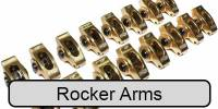 Camshaft & Valvetrain Components - Rocker Arms and Accessories - Rocker Arms 1.5 and 1.65 Ratio, Shaft Mount and Stud Mount
