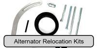 Engine Components- External - Alternator Relocaton Kits