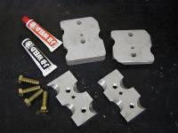 Camshaft & Valvetrain Components - Mega Brace - SD Performance - SDP Mega Brace Lifter Bore Reinforcement System  SDP-LBB1