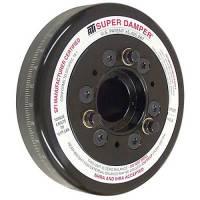 "Engine Components- External - Harmonic Balancers/Dampers - ATI - ATI Pontiac 7"" Aluminum Damper for Reduced Rotating Weight/Balancer ATI-917730"