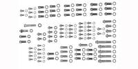 Engine & Intake Bolts/Kits