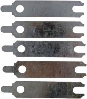 Fasteners-Bolts-Washers - Kits, Sets, & Misc Fasteners - Dorman - Dorman Starter Alignment Shims, Each MOT-02336