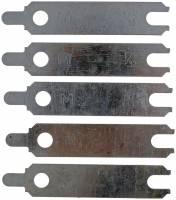 Fasteners-Bolts-Washers - Kits, Sets, & Misc Fasteners - Dorman - Dorman Starter Alignment Shims, Each MOT-02336
