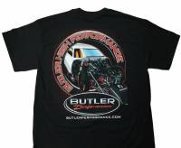Apparel, Decals, Books, Gift Cards - Shirts - Butler Performance - CLOSEOUT- Men's Pro Mod Shirt , Small-4XL BPI-TS-BP1603