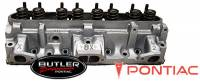 Cylinder Heads / Top End Kits - Pontiac Cast Iron Cylinder Heads