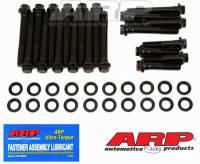 Fasteners-Bolts-Washers - Head Bolts & Studs - ARP - ARP Pontiac 1967-79 D-Port Head Bolt Kit (Set) ARP190-3607
