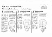 Rollmaster Instruction Sheet