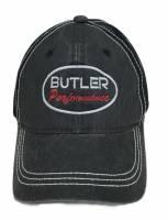 Butler Performance - Butler Performance Hat Black on Black / Distressed - Image 2