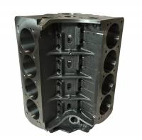 AllPontiac - Butler Performance IAII Cast Iron Block, STD Deck, Custom Bore, ALL-APSJB-Custom-Bore - Image 1