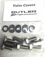Fasteners-Bolts-Washers - Kits, Sets, & Misc Fasteners - Butler Performance - Butler Performance Valve Cover Fastener Kit, 16pc ABO-Kit-VC