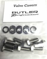 Fasteners-Bolts-Washers - Kits, Sets, & Misc Fasteners - Butler Performance - Butler Performance Valve Cover Fastener Kit, 16pc ABO-Kit-VC
