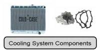 Engine Components- External - Cooling System Components