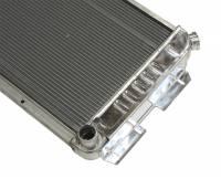 Cold Case - Cold Case 67-69 F-Body Aluminum Radiator, (MT) CCR-CHC11 - Image 2