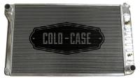 Cooling System Components - Radiators - Cold Case - Cold Case 70-81 Firebird Aluminum Radiator, (AT) CCR-GPF18ATF