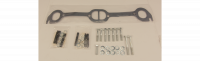 Max Manifolds - Max Manifolds Pontiac 1964-67 GTO/LeMans/Tempest Ram Air D-port Exhaust Manifolds w/ High Temp Paint, 2.5 Oversized Exhaust Outlets (Set) MPE-RPE650H - Image 4