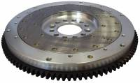 "American Powertrain - American Powertrain Science Friction Billet Aluminum Flywheel, 166t, 1964-76 Pontiac 326-455, 2.750 in. I.D., 10.5"" and 11"" bolt patterns, Stock Balanced APO-FWPO-20001"