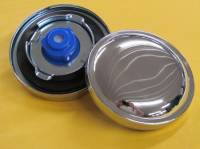 Fuel System- Tanks, Pumps, & Accessories - Fuel Tanks - Butler Performance - Twist on GM Gas Cap w/Shallow Cam TAN-TC-SC