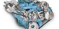 Engine Components- External - Pulleys & Serpentine Belt Systems - March V-Belt Serpentine Systems
