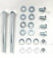 Fasteners-Bolts-Washers - Engine Mount Bolts & Kits - Butler Performance - Butler Performance Engine Mount Bolt Kit, 1964-72 GTO/Lemans/A-Body, Fits APE-N242A, & BPI-SM64 Mounts BPI-BOLT-KIT-EM1