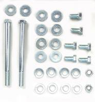 Fasteners-Bolts-Washers - Engine Mount Bolts & Kits - Butler Performance - Butler Performance Engine Mount Bolt Kit, 70-81 Firebird, Fits N242B, SM75, F10774, 2387-P  Mounts BPI-BOLT-KIT-EM2