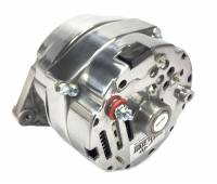 March Performance - March GM 10SI 100 amp 1 wire Polished Alternator MAR-P550 - Image 2