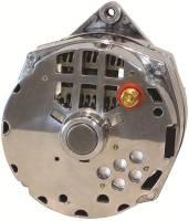 Power Master - Powermaster GM 12SI 140 amp 1 wire Polished Alternator POW-67293 - Image 2