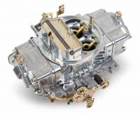 Holley Carburetors - Double Pumper - Holley - Holley 850 CFM Double Pump Holley Carb - Shiny Finish HLY-0-4781S