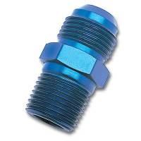 Russell - Russell Adapter, -12 Flare X 3/4 NPT, Blue, RUS-660510