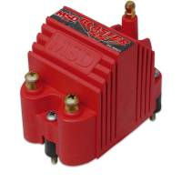 Ignition/Electrical - Ignition Boxes/Coils - MSD Performance - MSD Blaster SS Coil-40,000V, Red MSD-8207
