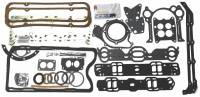 Gaskets - Overhaul Gasket Set - Best Gasket - Best Gasket Complete Engine Gasket Kit, No Rear Main Seal, Pontiac 1961-67 326/389/421 BGA-RS617SA-5