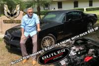 Burt Reynolds Butler Powered Bandit Trans Am