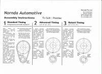 "JPP Performance - JP PerformancePontiacBillet Double Roller Timing Set, .005"" Short, JPP-5614LB-5 - Image 2"