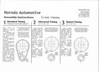 Rollmaster - Rollmaster Pontiac Red Series Pro Billet Timing Set, Iwis Chain, .005 Short, ROL-CS-7050-5 - Image 2