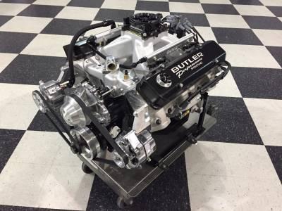 650+ HP Pontiac 400/487 cu.in. Cover