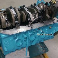 "Butler Performance - Butler Performance Pontiac 4.210""/4.250"" stroke Crankshaft Oil Scraper TPR-2100 - Image 2"