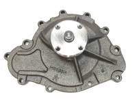 "Cooling System Components - Water Pumps - Butler Performance - Pontiac 11-Bolt Early 1969 Short Hub 4"" Water Pump w/ Cast OEM Style Impeller APE-N140NW"