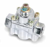 Fuel System- Tanks, Pumps, & Accessories - Fuel Regulators, Filters, & Carbureted In-Tank Kits - Holley - Holley HP Billet EFI By-Pass Fuel Pressure Regulator HLY-12-803