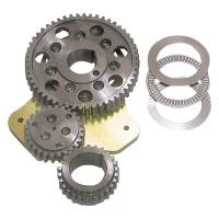 Engine Components- External - Timing Covers & Accessories - Milodon - Milodon Gear Drive Assembly MIL-13900