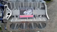 "AllPontiac - Butler Performance ""Big Chief"" IAII SOLID Aluminum Block, STD Deck ALL-BPI-ALB-SOLID - Image 2"