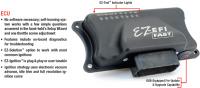 F.A.S.T. - FASTEZ-EFI 2.0® Self Tuning EFISystemw/Inline Fuel System Kit (No Pump) FAS-30402-KIT-NP - Image 4