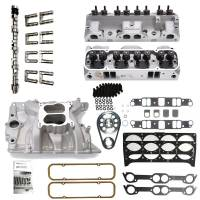 Cylinder Heads - Butler Top End Power Packages - Butler Performance - Butler Edelbrock Rd-Port, 72cc, Hyd. Roller. Top End Package BPI-TEP-RD-72HR