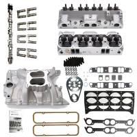 Cylinder Heads - Butler Top End Power Packages - Butler Performance - Butler Edelbrock Rd-Port, 72cc, Hyd. Roller. Top End Package BPI-TEP-RD-72HR