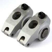 "Camshaft & Valvetrain Components - Rocker Arms & Components - Yella Terra - Pontiac .240"" Intake Offset Shaft Rockers For Edelbrock Cylinder Heads - 1.65 Ratio YTP-YT6370"