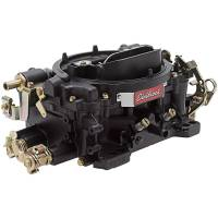 Carburetors & Carb Accessories - Edelbrock Carburetors - Edelbrock - Edelbrock Performer Series 750 cfm, Manual Choke Carburetor, Black Finish (non-EGR) EDL-14073
